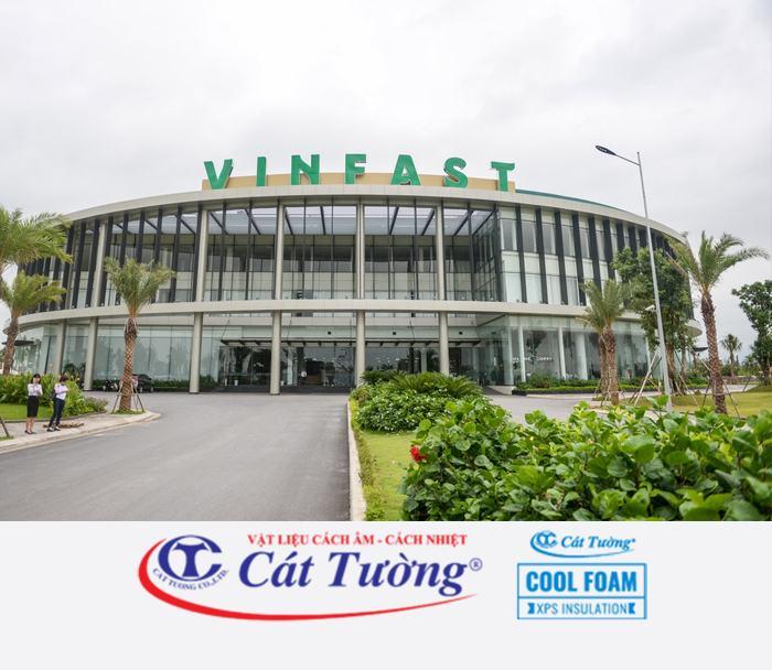 Nhà máy VinFast Hải Phòng